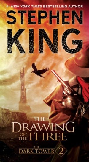 The Drawing of the Three by Stephen King (paperback)