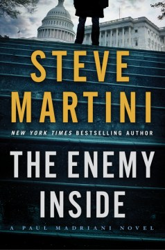 The Enemy Inside by Steve Martini (Hardcover)