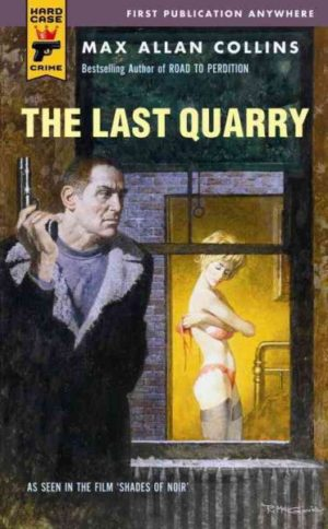 The Last Quarry by Max Allan Collins (paperback)