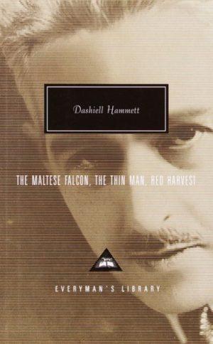The Maltese Falcon, the Thin Man, Red Harvest by Dashiell Hammett (hardcover)