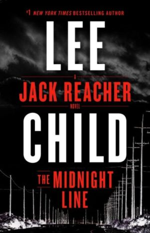The Midnight Line by Lee Child (hardcover)