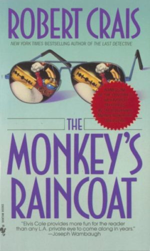The Monkey's Raincoat by Robert Crais (paperback)