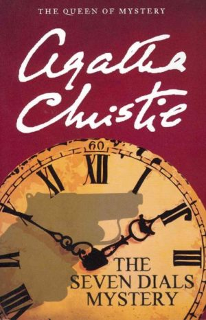 The Seven Dials Mystery by Agatha Christie (paperback)