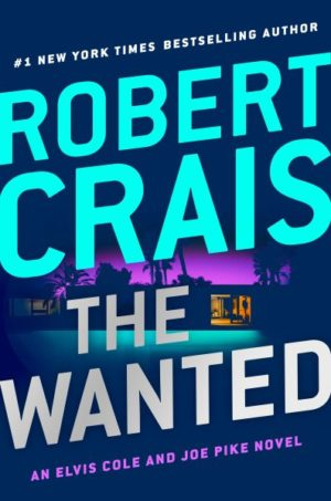 The Wanted by Robert Crais (hardcover) (large print)