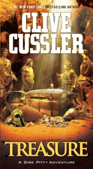 Treasure by Clive Cussler (paperback)