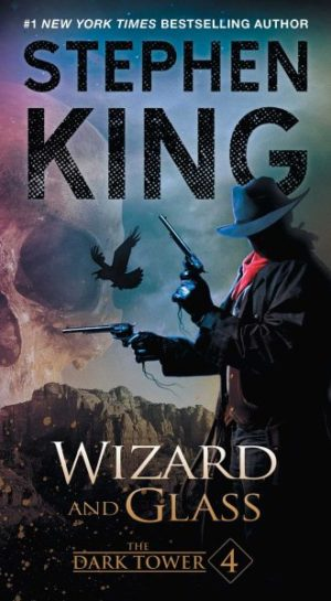 Wizard and Glass by Stephen King (paperback)
