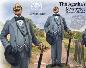 Hercule Poirot Figurine