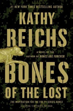 Bones of the Lost: A Temperance Brennan Novel (Hardcover)
