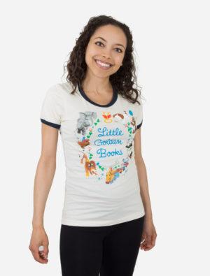 Little Golden Books T-Shirt (Women's)