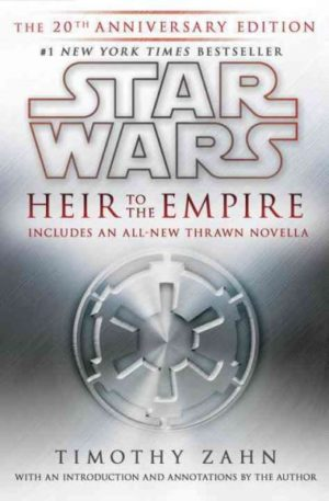 Star Wars: Heir to the Empire by Timothy Zahn (Hardcover)