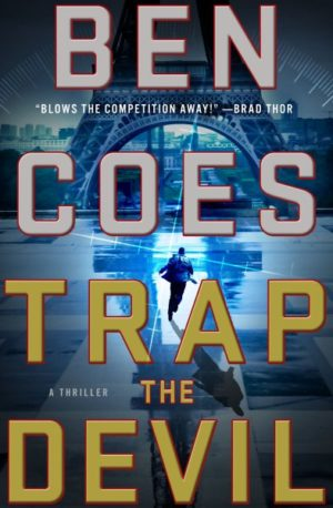 Trap the Devil by Ben Coes (Hardcover)