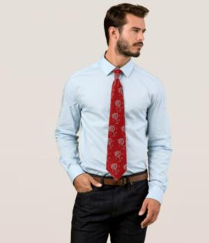 sherlock holmes neck tie