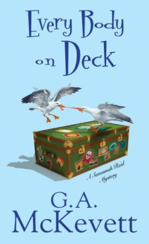 Every Body on Deck by G.A. McKevett (paperback)