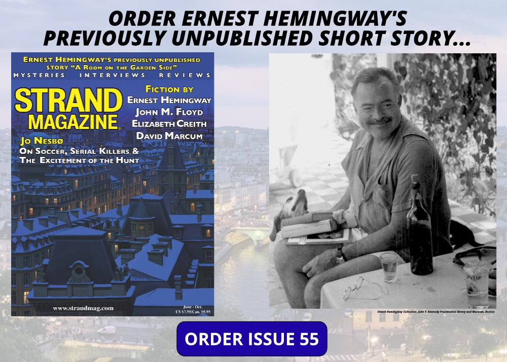 Issue 55 with unpublished Ernest Hemingway Story