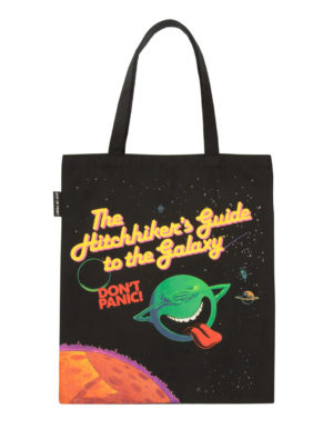 THE HITCHHIKER'S GUIDE TO THE GALAXY Tote