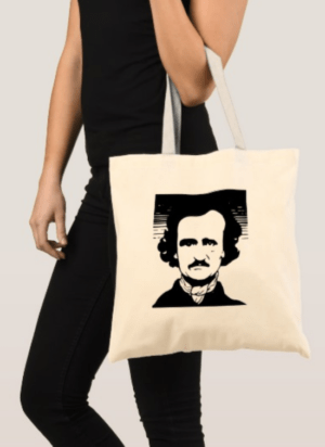Edgar Allan Poe Tote
