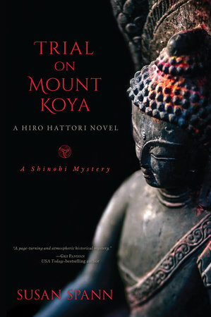 Trial on Mount Koya By Susan Spann (Trade Paperback)