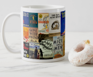 Great American Novels Coffee Mug
