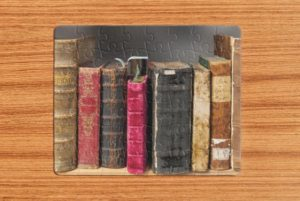 Antique Books Jigsaw