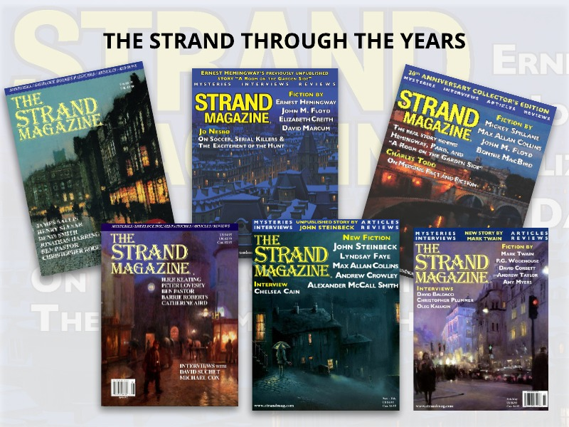 20 Years of The Strand Magazine