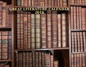 Great Literature Calendar 2019