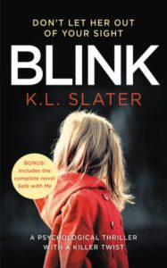 Blink by K.L. Slater