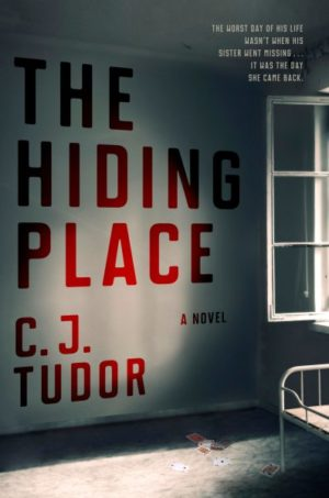 The Hiding Place CJ Tudor