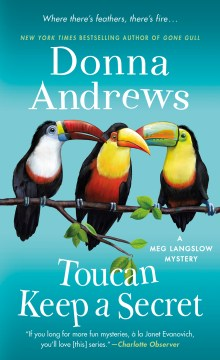 Toucan Keep a Secret by Donna Andrews [Paperback]