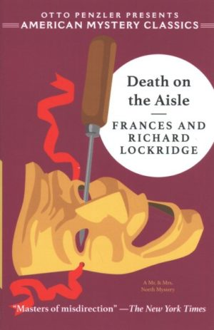 Death on the Aisle by Frances and Richard Lockridge (Hardcover)