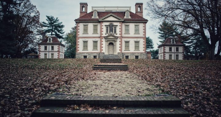 frightening fictional homes