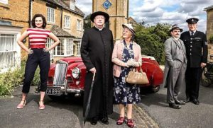 DVD Review Father Brown Season 6
