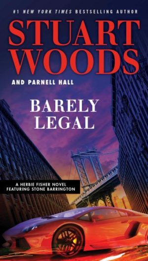 barely-legal-by-stuart-woods-Hardcover