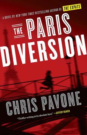 The Paris Diversion Chris Pavone Interview Thriller