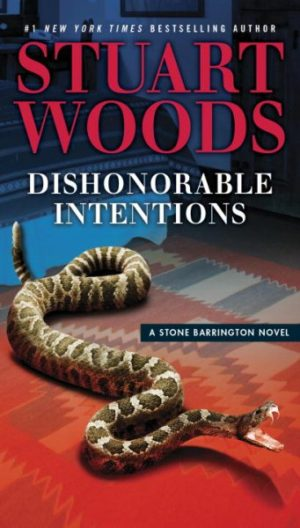 Dishonorable Intentions by Stuart Woods (Paperback)