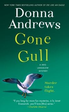 Gone Gull by Donna Andrews [Paperback]