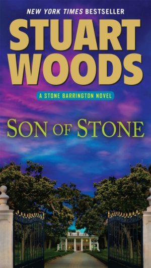 son-of-stone-by-stuart-woods-paperback