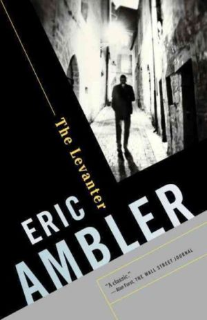 the-levanter-by-eric-ambler-paperback