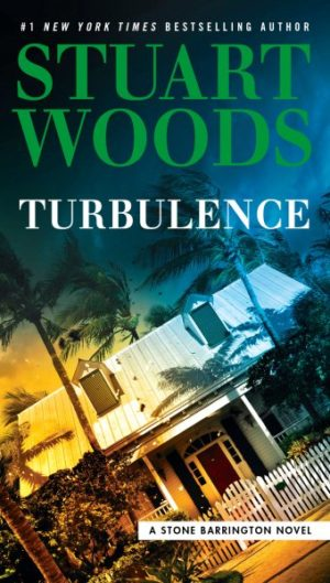 Turbulence by Stuart Woods (Paperback)
