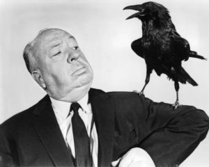 Writing Suspense like Alfred Hitchcock