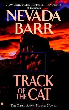 Track of the Cat by Nevada Barr (Paperback)