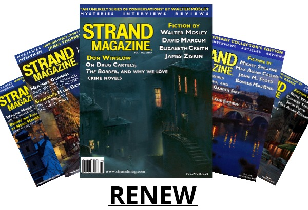 The Strand Mystery Magazine: Publishes short stories and
