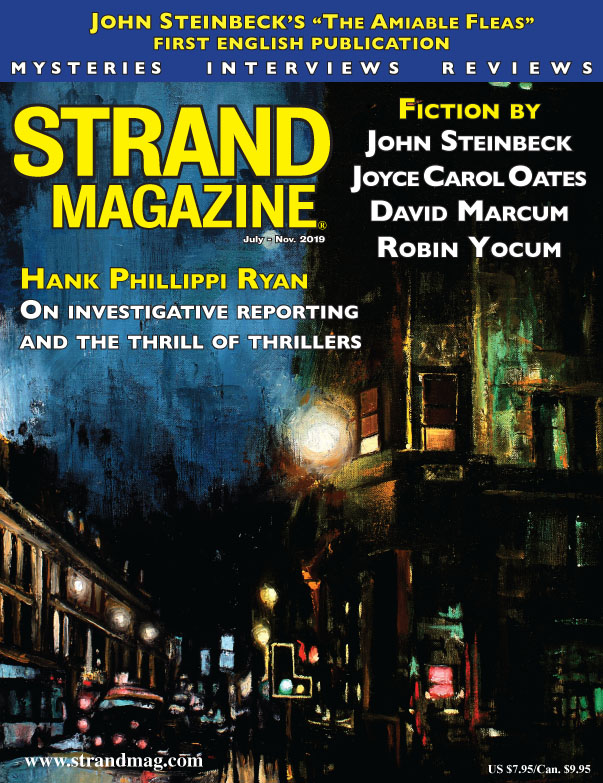 Three Year Subscription Plus Issue John Steinbeck Issue