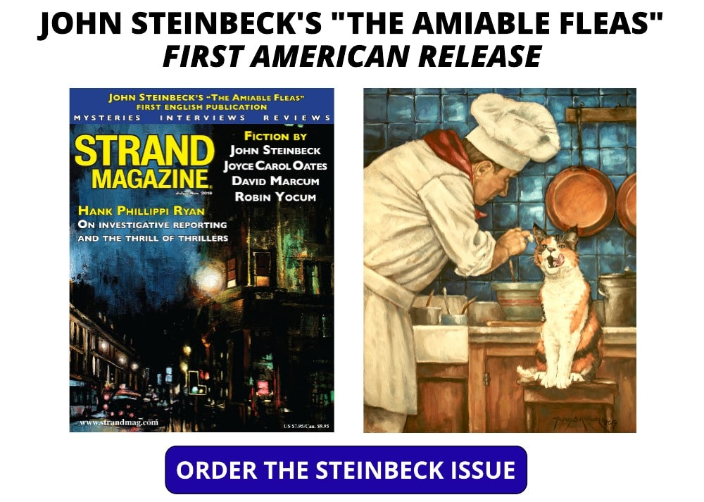 order issue with Steinbeck short story