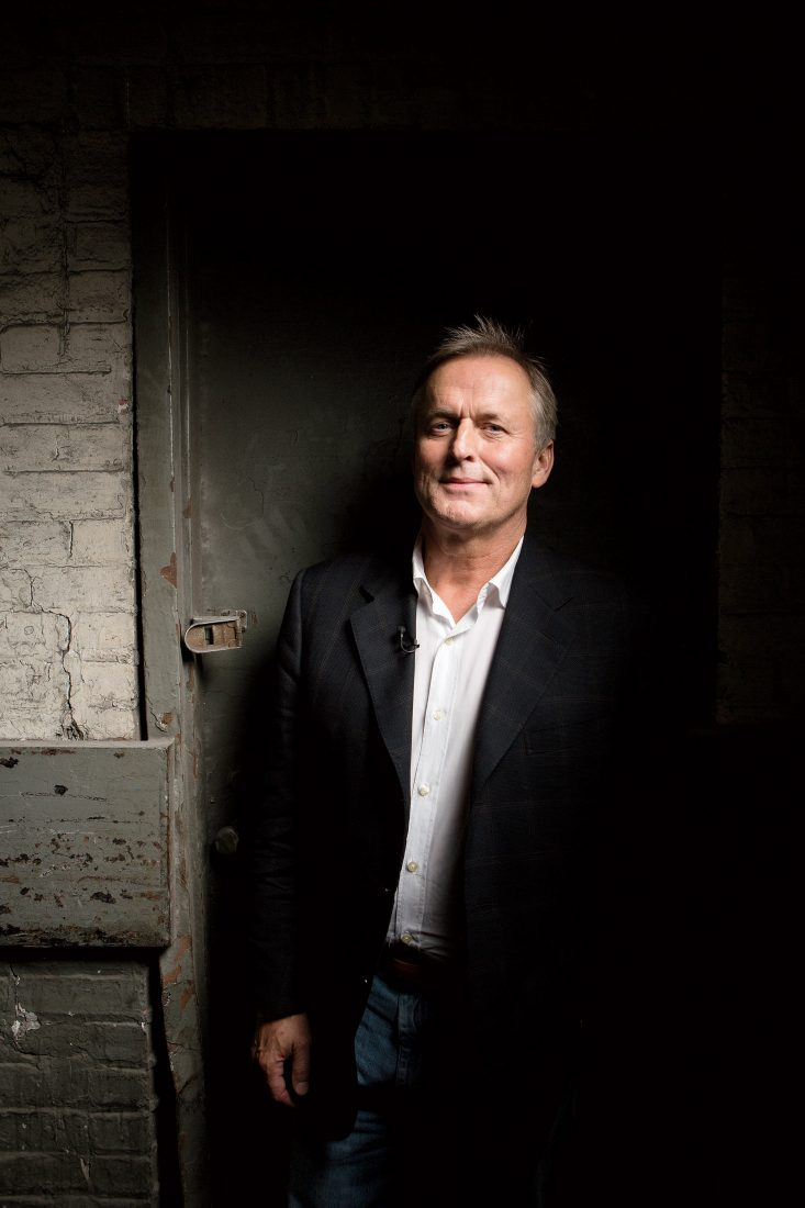 Interview with John Grisham