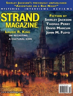 The Strand Magazine: Unpublished Shirley Jackson Story