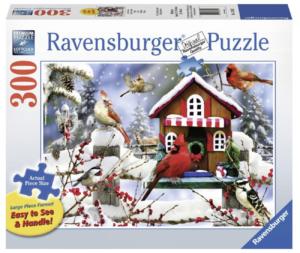 Lodge 300 Piece Large Puzzle
