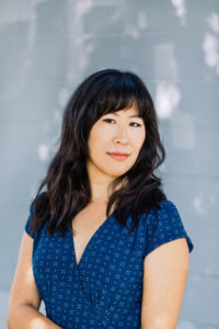 Photo of author Nancy Jooyoun Kim