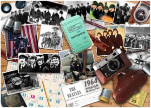 Beatles 1964 1000 Piece Puzzle