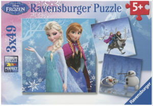 Disney Frozen Winter Adv
