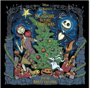 Nightmare Before Christmas Advent Calendar